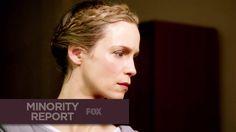 MINORITY REPORT   Agatha & Dash   FOX BROADCASTING