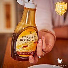 Le miel et les produits de la ruche sont de véritables trésors de la nature. Forever les a récoltés pour vous, en veillant bien à préserver toutes leurs qualités nutritionnelles et olfactives, afin que ces trésors vous apportent tous leurs bienfaits.