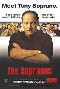 51 Best The Sopranos images in 2014 | Tony soprano, Best tv shows