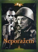 Neporažení (Neporazeni 1956) Czech classic WW2 film sealed dvd