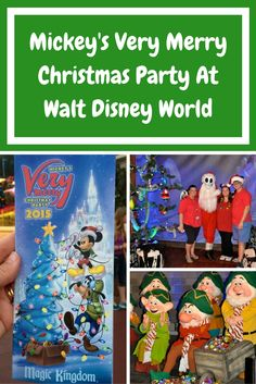 Have you heard of Mickey's Very Merry Christmas Party at Disney's Magic Kingdom? It requires a separate admission than just a general ticket to the park. Is it worth the splurge? Read on to see what we thought about this limited edition holiday event.