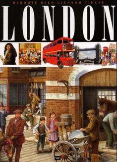 """""""London"""" av Neil Morris"""