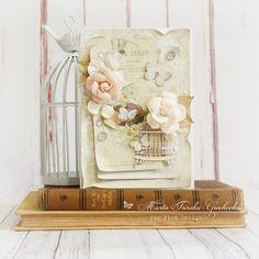 Romantic Spring card » Pion Design's Blog--by Marta