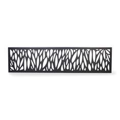 Blooma Neva Aluminium Decorative 1/4 Panel (W)1790mm (H)440mm | Departments | DIY at B&Q
