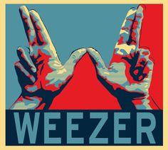 yeah, weezer.