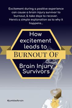 How excitement can lead to brain injury survivor burnout – My excitement at the safari coupled with my brain injury left me burnout. Here's why I think my enthusiasm for cute animals was partly to blame… Prayer For Work Stress, Tramatic Brain Injury, Brain Injury Recovery, Subarachnoid Hemorrhage, Burnout Recovery, Neurological System, Brain Health, Mental Health, Health Talk