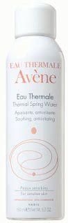 Loving this Avene Natural Spring Water as a toner!