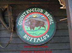 Das Logo ders Country - und Western Clubs Buffalos aus 68782 Brühl - Germany