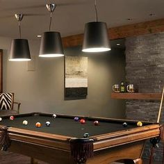 1000 images about the game room on pinterest billiard for Game room paint ideas
