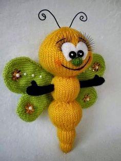 Amigurumi - My site Crochet Amigurumi, Amigurumi Doll, Amigurumi Patterns, Doll Patterns, Knitted Dolls, Crochet Dolls, Knitting Projects, Crochet Projects, Confection Au Crochet
