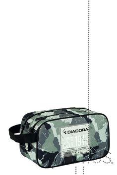 Necessaire Diadora 260x150x125mm 811304518 | JB