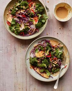 Spicy rolls and a winter salad: Ravinder Bhogal's kale recipes | Indian food and drink | The Guardian Ravinder Bhogal Recipes, Vegetarian Recipes, Cooking Recipes, Kale Recipe Indian, Indian Food Recipes, Ethnic Recipes, Red Cabbage Recipes, Red Cabbage Salad, Winter Salad