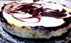white chocolate rasberry cheesecake