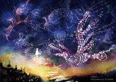 群星 by 池田 優   CREATORS BANK http://creatorsbank.com/ikedayu/works/321873