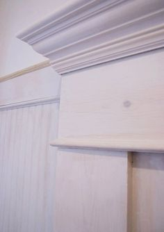 Bead board & fireplace tutorials here. The Twice Remembered Cottage - A Cottage Transformation Journey