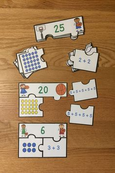 Looking for a fun teaching idea for repeated addition? Well look no further as Repeated Addition Array Game Puzzles, for CCSS 2.OA.4, will serve as an exciting lesson for 2nd grade elementary school classrooms. This is a great resource for a guided math center rotation, review exercise, small group work and for an intervention or remediation. I hope you download and enjoy this engaging hands-on manipulative activity with your students!