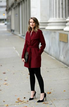 One of the most frequent questions I get heading into the winter months is how to bundle up while still looking chic. I completely u...