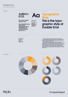 Stylo Design - Design & Digital Consultancy - Double Knot