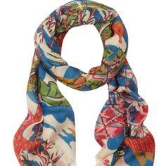 Liberty London scarf