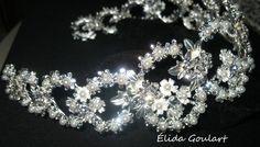 Acessórios para noivas Élida Goulart - contato (031)99191.8404