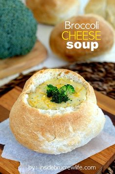 This Broccoli Cheese Soup is filled with broccoli, carrots, and cheesy broth – Yum! This is definitely a popular soup recipe to keep on hand for when the holiday and fall party season rolls in.