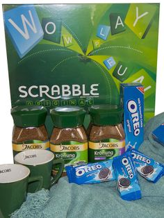 Win with Jacobs and Oreo!