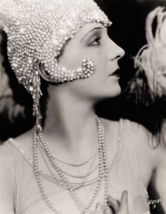 Betty Jewel, 1920's