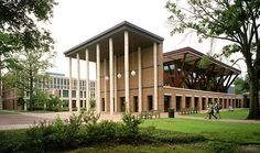 Rice University : Brown and Jones Colleges, Houston TX Post Modern Architecture, Architecture Design, Jones College, John Hejduk, Lake Flato, Michael Graves, Rice University, Postmodernism, Museum Of Modern Art