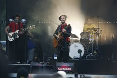 Charlie Winston - Garorock (10/06/2012) © Bertrand Vacarisas / PureCharts.fr #music #live #festival #sfrliveconcerts #CharlieWinston
