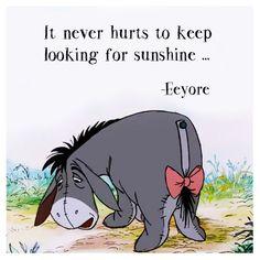 Eeyore - from Winnie the Pooh He always has been my favorite. - Eeyore – from Winnie the Pooh He always has been my favorite…. You are in the right place about - Eeyore Quotes, Winnie The Pooh Quotes, Winnie The Pooh Friends, Pooh Bear, Tigger, Eeyore Pictures, Eeyore Images, Inkscape Tutorials, Winne The Pooh