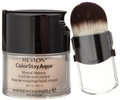 Revlon Colorstay Aqua Mineral Makeup, Light Medium, 0.35-Ounce Revlon, To buy Just CLICK on AMAZON right HERE http://www.amazon.com/dp/B004517RQ0/ref=cm_sw_r_pi_dp_Rkb9sb061XMR4RB9