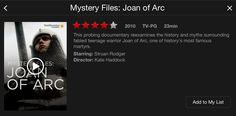 Mystery Files: Joan of Arc