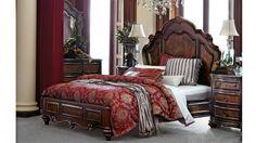Prenzo 4 Piece Bedroom Suite - Beds & Suites - Bedroom - Furniture & Beds | Harvey Norman Australia