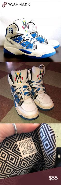 free shipping 1a245 ce4b0 Adidas originals mutombo 13 colorful 55 g99903 Good condition just need to  cleaned - some pilling