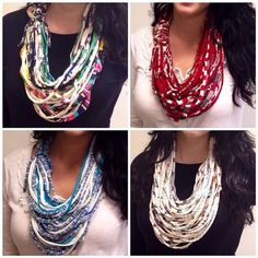 The Shreds are here and they make the perfect Fall accessory!