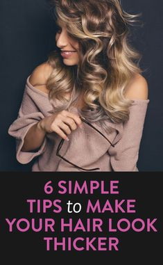 6 simple tips to mak