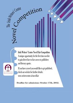 Calling all unpublished authors! Submit to the annual Novel Fair at the Irish Writers' Centre.