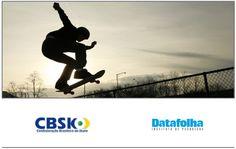 Números do skate no Brasil - pesquisa Datafolha
