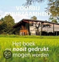 Boek: Voorbij duurzaamheid