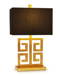 Nina Home by Nina Campbell Greek Key Table Lamp - For The Home ...