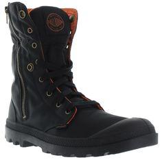 Palladium X Alpha Industries Baggy Zip Men's Zip Boots Combat Mens Leather Combat Boots, Lace Up Combat Boots, Palladium Boots Mens, All Weather Boots, Thor, Mens Boots Fashion, Desert Boots, Designer Boots, Casual Boots