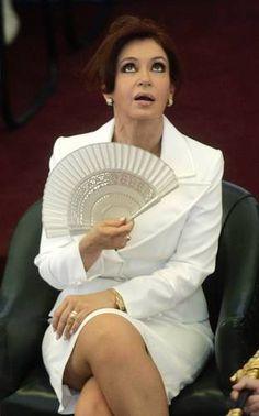 El abanico de CFK