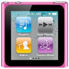 I may not care for the iPhone, but I love my iPod nano and it is a running necessity!