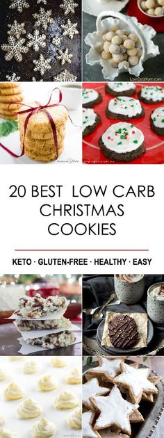 I am all about the holidays, and all of the delicious low-carb Christmas cookie recipes that come with the season! It seems like this is the time of year when everyone likes to show off their favorite sweet treats.There's nothing like passing a plate of cookies around the holiday table, sharing your favorite recipe with [...]