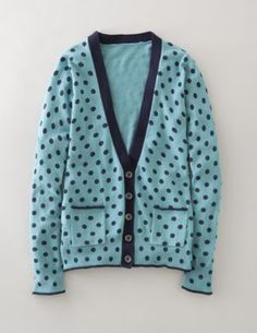 love this v neck cardigan from Boden.