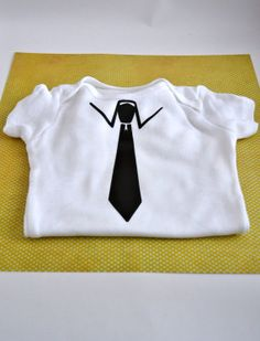 Neck Tie Onesie  All Sizes by FrillsAndFlairGifts on Etsy, $11.99