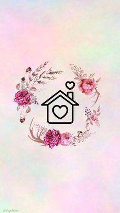 Instagram Blog, Pink Instagram, Instagram Handle, Iphone Instagram, Pink Highlights, Story Highlights, Love Wallpaper, Wallpaper Backgrounds, Baby Icon