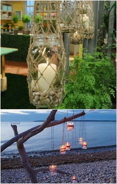 Rope—all types of rope—offers a nautical, rural, rustic charm that makes us want to use it in our homes in less obvious ways. It is an inexpensive material to buy, and its versatile nature really lends itself to some truly incredible and inspiring DIY projects. It's time to think outside of the...