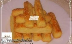 Túrós-sajtos rúd recept fotóval