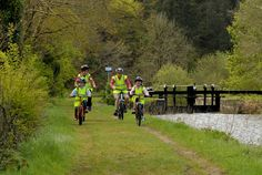 Carlow offers many diffrent scenaric cycling routes throughout the county. You can cycle down the River Barrow, cycle past historic castles, cycle through one of Carlow's numerous parks, or follow the Carlow heritage trail . Whatever your mood you will be sure to find a trail to suit you.
